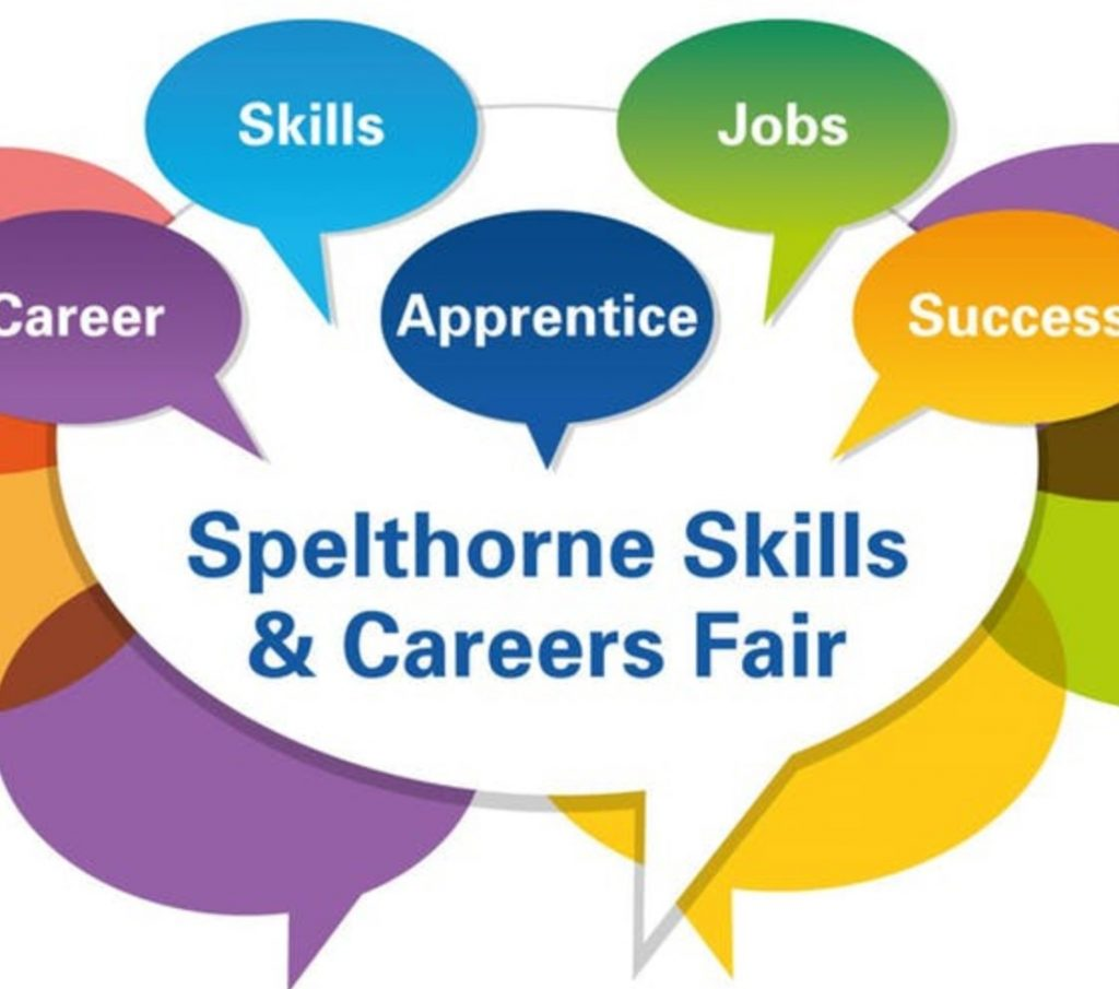 Spelthorne Skills & Careers Fair 2019 – Book your stand.