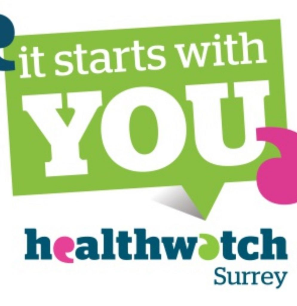 Calling Volunteers across Surrey!