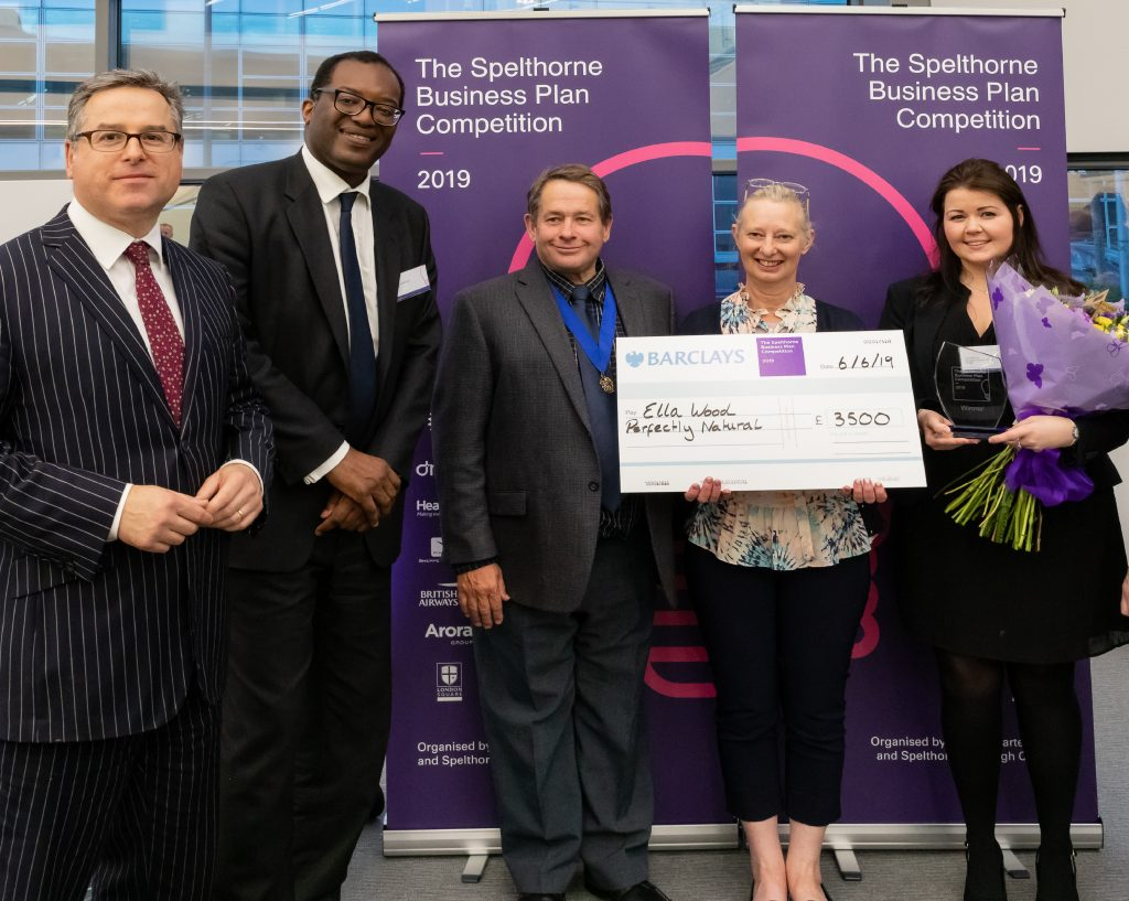 Announcing The Winners of The Spelthorne Business Plan Competition 2019