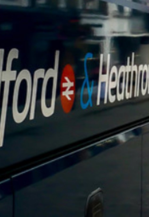 New bus service launched between Heathrow and Guildford
