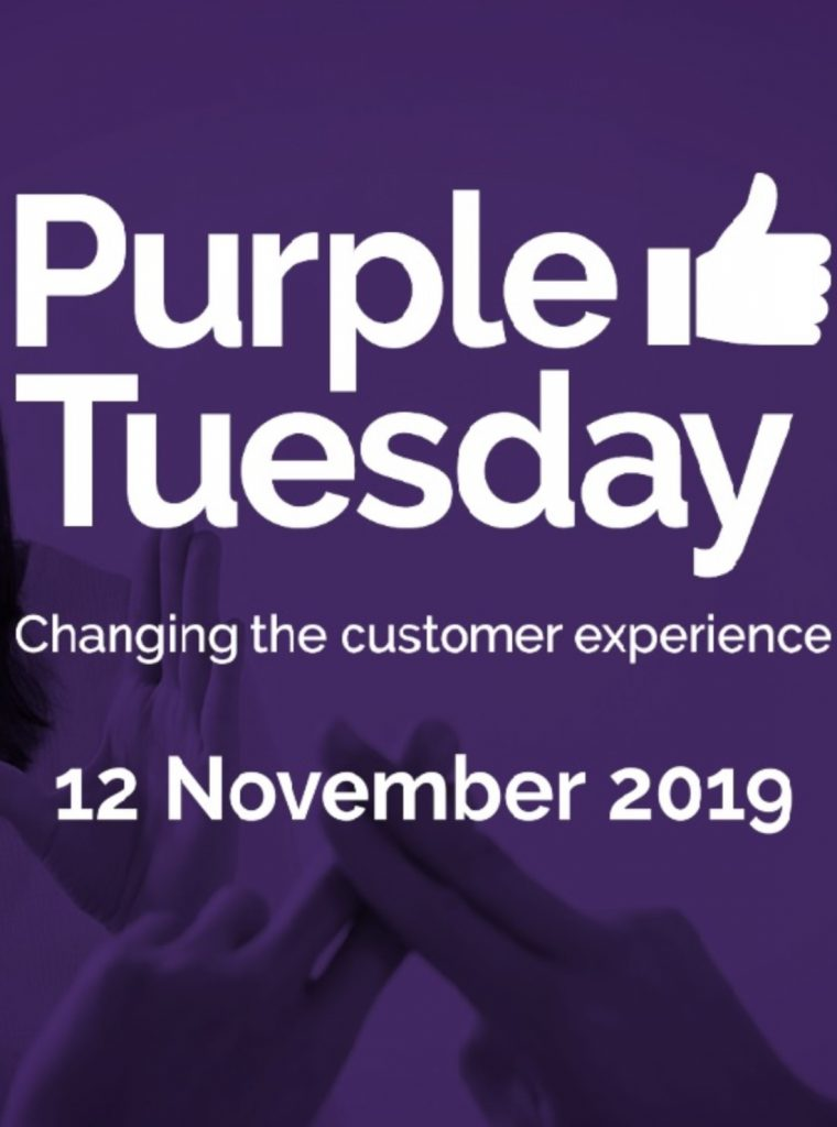 Purple Tuesday 2019 – the countdown is on!