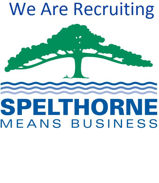 Spelthorne Borough Council are recruiting.