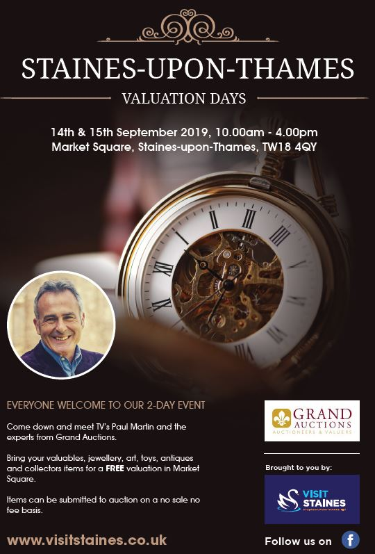 Valuation Day in Staines-Upon-Thames