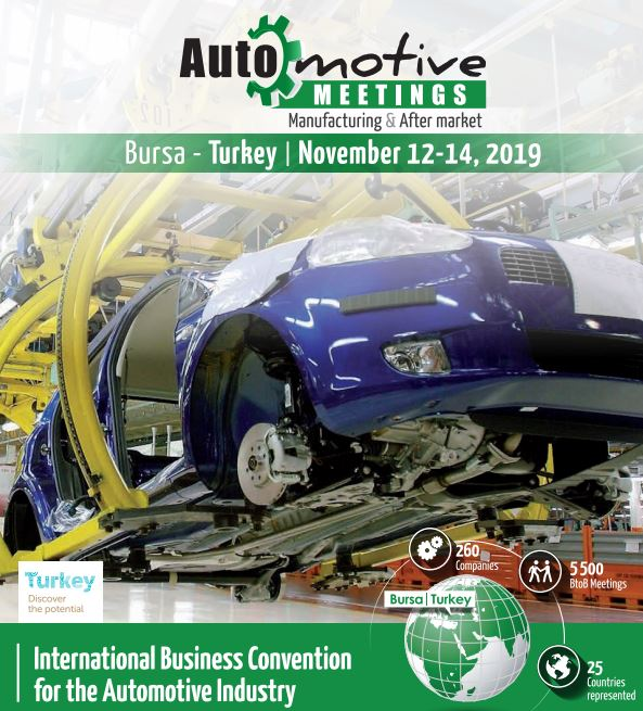Launching  Automotive sector trade mission to Turkey