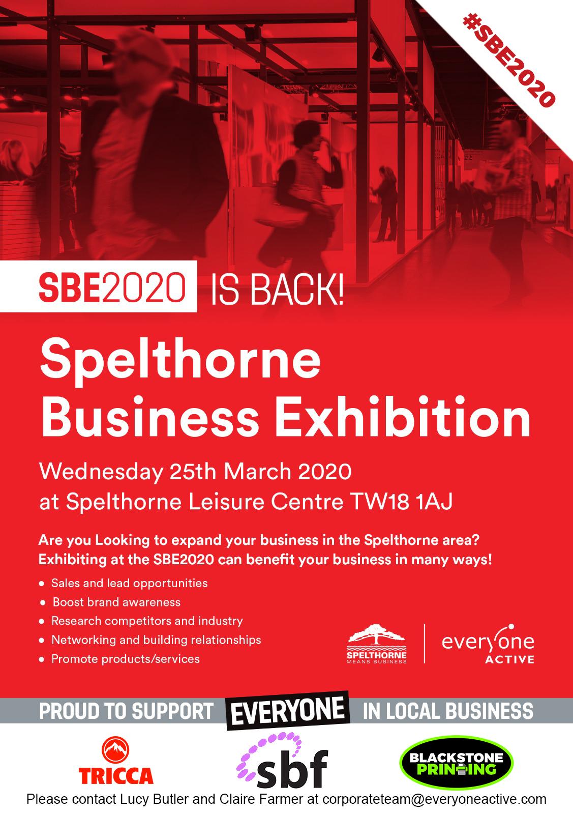SBE 2020 leaflet