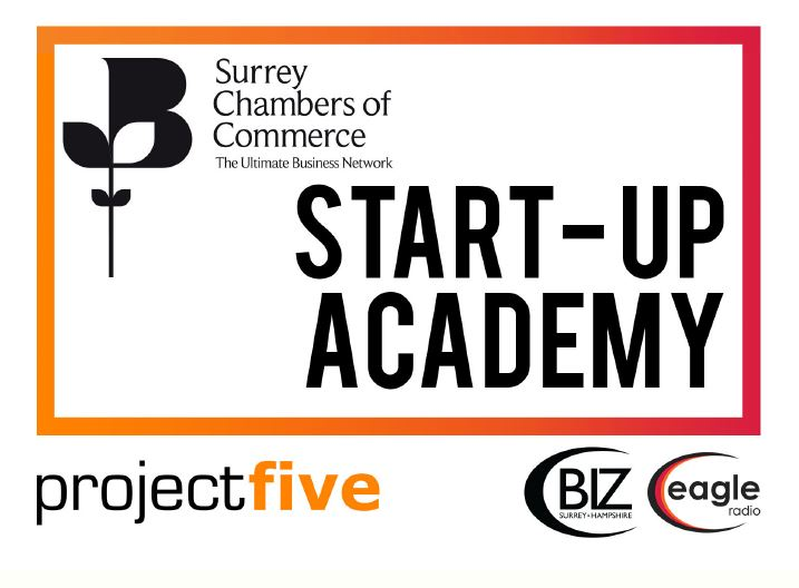 Announcing the launch –  Surrey Chambers of Commerce Start-Up Academy