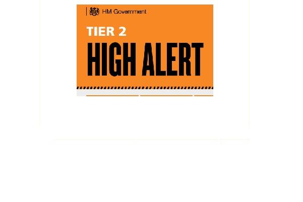 Tier 2 – High Alert