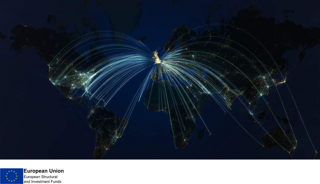 Internationalisation Fund now open for businesses