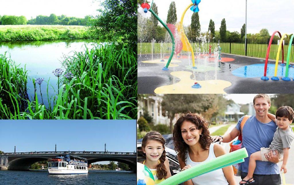 Summer activities in Spelthorne